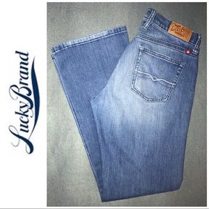 LIKE NEW Lucky Brand Boone Easy Rider Jeans 8 29